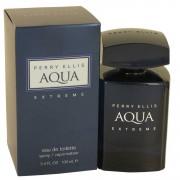 Perry Ellis Aqua Extreme Eau De Toilette Spray 3.4 oz / 100 mL Men's Fragrances 535417