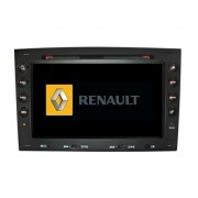 "Radio DVD GPS Android 7"" Renault Megane II 2 DIN HD"