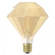Calex E27 filament diamant led-gloeilamp dimbaar 4W (30W)