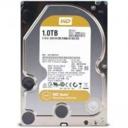 Вътрешен диск HDD 1TB SATAIII WD Gold, 7200rpm, 128MB, 5 години гаранция, WD1005FBYZ