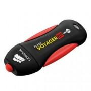 32GB USB Flash Drive Corsair Voyager GT, USB 3.0, черен