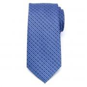 pentru bărbați clasic cravată din microfibre (model 1275) 7980 în albastru culoare