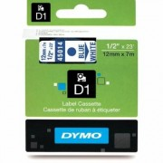D'origine Dymo 45014 / S0720540 étiquettes multicolor 12mm x 7m - remplace Dymo 45014 / S0720540 labels