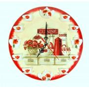 Ceas de perete - Cuisine 7469
