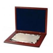 Placi Comemorative Fier cu cutie lemn 18-4687