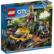LEGO City 60159 Obrněný transportér do džungle