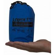 Lowland cykel Poncho blå Unisize