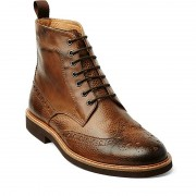 Croft Norris Shoes Tan FLP670
