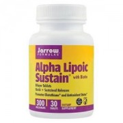 Alpha Lipoic Sustain 300mg 30 tablete cu eliberare prelungita (Bilayer Sustain)