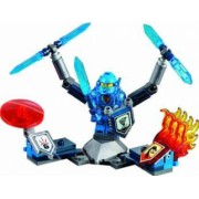 Set Constructie Lego Nexo Knights Supremul Clay