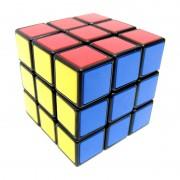 Cub Rubik, 6 fete colorate