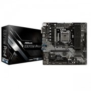 Дънна платка ASROCK Main Board Desktop Z370 (S1151, 4xDDR4,2xPCIe x16,2xPCI Ex1, 6 SATA3, 1xUltra M.2 ,GLAN,VGA, DVI, HDMI, USB 3.1 ), Z370M_PRO4