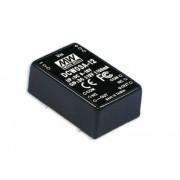 Tápegység Mean Well DCW03B-12 3W/12V/125mA