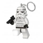 LEGO Star Wars Stormtrooper cu Figurină strălucitoare Blastro