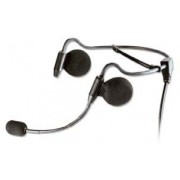 Cuffia Audio LXE rugged doppio auricolare con microfono (HX3601HEADSET)
