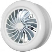 Exaustor Axial 25 cm Branco 110V/220V