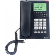 Profoon TX-325 bureautelefoon met display - Zwart
