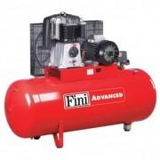 Compresor de aer Fini BK119-500F-7.5, 400 V, 5.5 kW, 840 l/min, 10 bar, 500 l