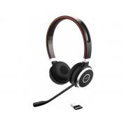 Jabra EVOLVE 65 UC Stereo Headset - Zwart