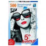 Ravensburger Puzzle 500EL 5th Avenue 14713 (20051)