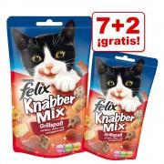 Felix Party Mix 9 x 60 g en oferta: 7 + 2 ¡gratis! - Mixed Grill