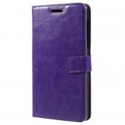 Nokia 6 Classic Wallet Case - Purple