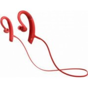 Casti Bluetooth Sony Sport cu Functie EXTRA BASS Rosii