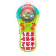 Bright Starts Click And Giggle Remote, Multi Color