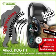 Aparat antiefractie Attack Dog H1 70555