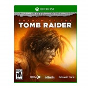 Xbox One Juego Shadow Of The Tomb Raider Croft Steelbook Edition
