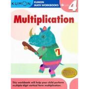 Multiplication Grade 4, Paperback