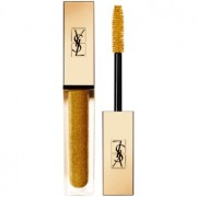 Yves Saint Laurent Vinyl Couture Mascara спирала за удъжаване, извиване и обем цвят 8 I'm The Fire - Gold Sparkle - Top Coat 6,7 мл.