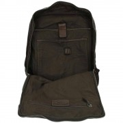 DSTRCT Pearl Street Backpack Brown 15.6 inch