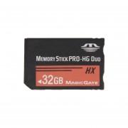 32GB Memory Stick Pro Duo Tarjeta De Memoria HX - 30 MB Por Segundo De Alta Velocidad, Para Su Uso Con PlayStation Portable (100% De La Capacidad Real)