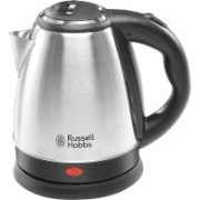 RUSSELL HOBBS DOME1515 Electric Kettle(1.5 L, Silver, Black)