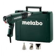 Metabo Pistolet à air chaud Metabo HE 23-650 Control, en coffret