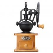 Retro Stijl Braam Koffiemolen Hand Slijpmachine Hand-crank Roller Elegante en Nieuwigheid voor Thuiskantoor Koffie Bar tangchu