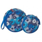 Eagle creek Packhilfe Original Quilted Circle Set Daisy Chain Blue