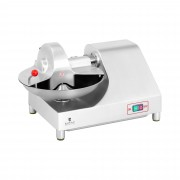 Snijmachine - multifunctioneel - 6 L - 400 W - voor het hakken van o.a. vis, groenten en kruiden