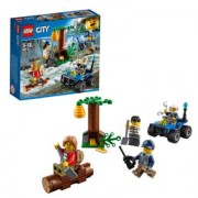 Lego ® City - Fuga in montagna 60171
