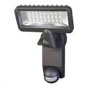 Brennenstuhl Projecteur à LED Premium City SH2705 PIR IP44 avec détecteur de mouvements infrarouge 27x0,5W 1080lm Catégorie rendement énergétique A