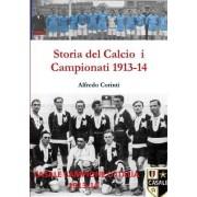 Storia del Calcio I Campionati 1913-14