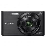 Sony Dsc W830 Fotocamera Digitale Compatta 20,1 Mpx Zoom Ottico 8x Colore Nero