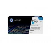 HP Cartucho de tóner original LaserJet HP 502A cian para Laserjet serie 3600