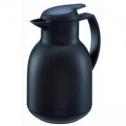 Термо кана Leifheit Bolero, Пластмасова, 1 литър, Черен, LEI.28338