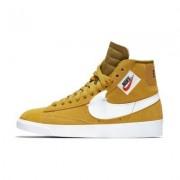 Nike Scarpa Nike Blazer Mid Rebel - Donna - Giallo