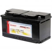 Batterie 12V 100Ah 850A remplie