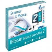 IRISCan Mouse Executive 2 - myš s funkciou skenovania pre PC a MAC