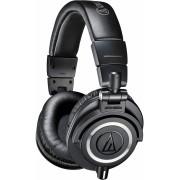 HEADPHONES, Audio-Technica ATH-M50X, Microphone, Black
