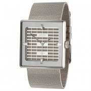 EOS New York Petra Watch Steel 303SSTL